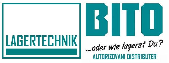 BITO – Lagertechnik – SRBIJA Logo